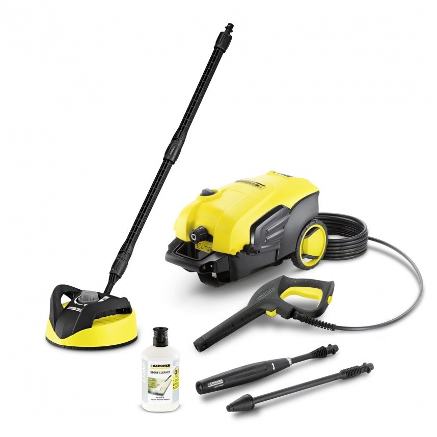 karcher k5 compact home pressure washer prochem scotland